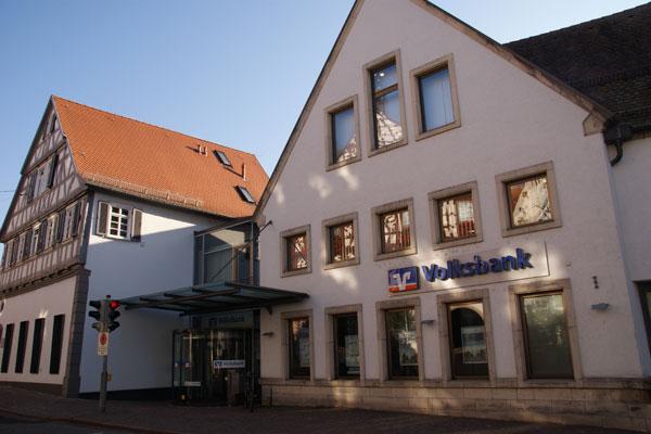 Volksbank, Beilstein